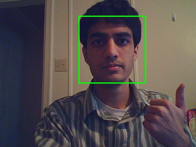 Sample Face Detection Image