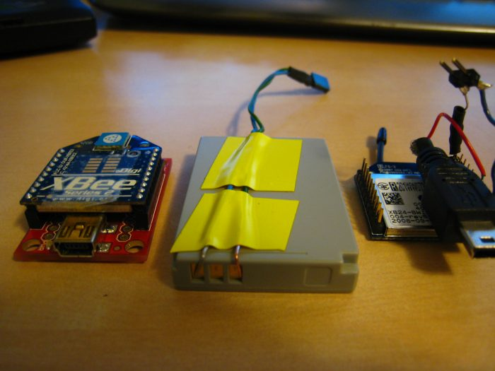 Battery Closeup
