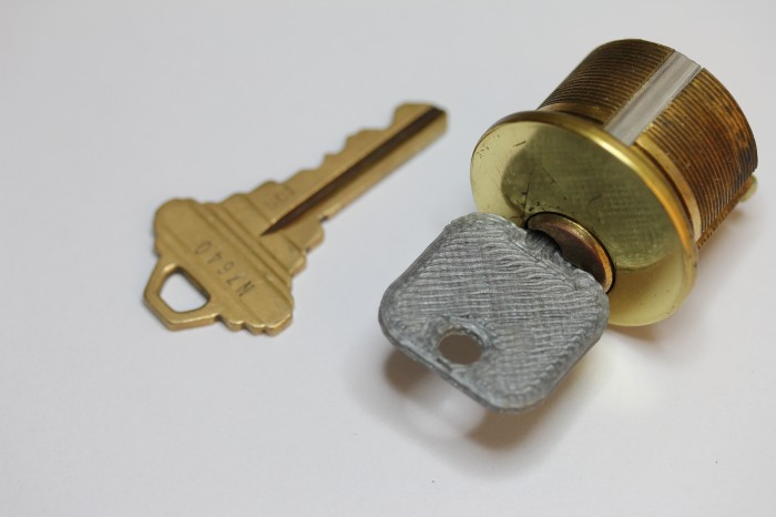Key in Lock