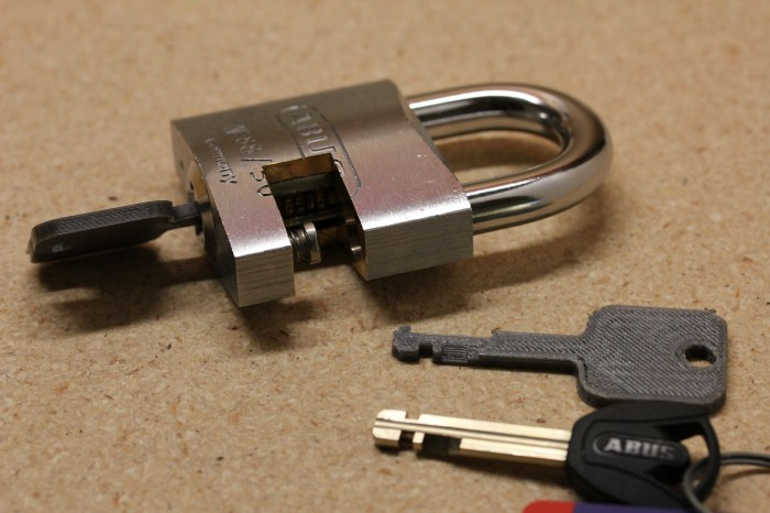 ABUS Plus Disc Lock