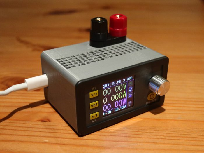 Tiny Power Supply